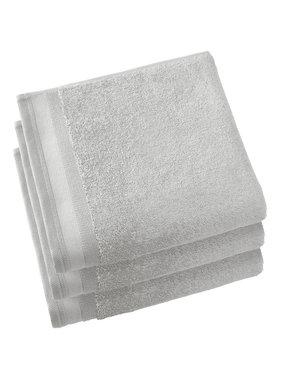 De Witte Lietaer Towels Contessa Silver 50 x 100 cm - 3 pcs.