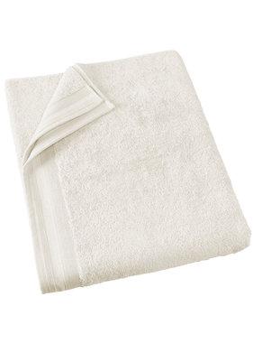 De Witte Lietaer Bath towel Contessa White 100 x 150 cm