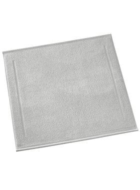 De Witte Lietaer Bath mat Contessa Silver 60 x 60 cm