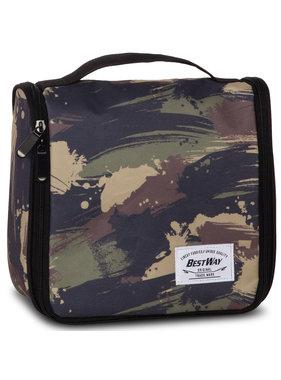 Bestway Toiletry bag Camouflage 24 x 22 x 9 cm