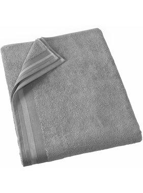 De Witte Lietaer Badlaken Contessa Steel Gray 100 x 150 cm
