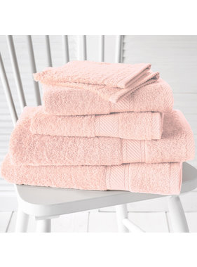 De Witte Lietaer Promopack Helene Almond Blossom - Bath textiles set of 6 pieces