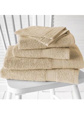 De Witte Lietaer Promopack Helene Sand - Bath textiles set of 6 pieces