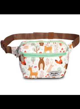Bestway Belt bag Animals of the Forest 18 x 14 x 5 cm