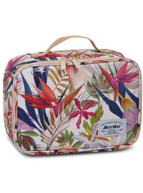 Bestway Cooler bag Flowers 25 x 18 x 10 cm - PVC