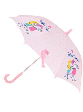 GLOWLAB Paraplu Best Friends - ø 79 cm