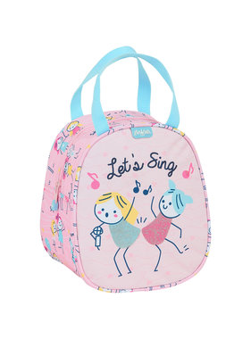 GLOWLAB Cooler bag Best Friends 22 x 19 x 14 cm