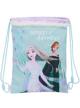 Disney Frozen Gymbag junior Spirit of Adventure 34 x 26 cm