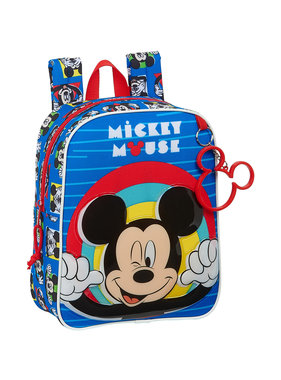Disney Mickey Mouse Toddler backpack Me Time 27 x 22 cm