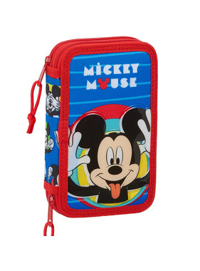 Disney Mickey Mouse Gevuld Etui Me Time - 28 st.