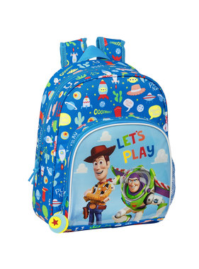 Toy Story Let's Play backpack 34 x 28 cm