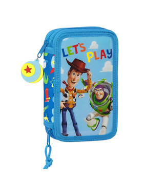 Toy Story Filled Case Let's Play - 28 pcs.