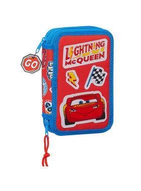 Disney Cars Gevuld Etui Lightning McQueen - 28 st.