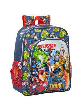 Marvel Avengers Backpack Heroes vs Thanos 38 x 32 cm
