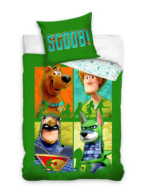 Scooby-Doo Duvet cover Scoob! 140 x 200