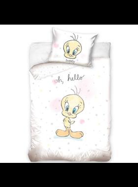 Looney Tunes Oh Hello baby duvet cover 100 x 135 40 x 60 cm cotton