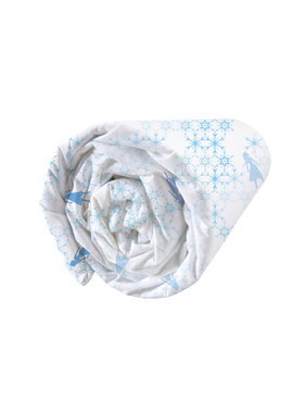 Disney Frozen Fitted sheet Mythical Water 90 x 190/200 cm