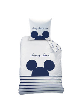 Disney Mickey Mouse Duvet cover Ears 140 x 200 Cotton