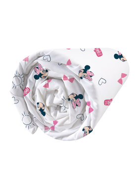 Disney Minnie Mouse Fitted sheet Downtown 90 x 190/200 cm