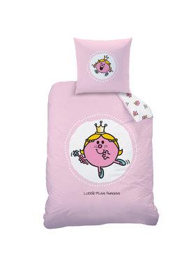 Meneertje Mevrouwtje Duvet cover Miss Princess 140 x 200 Cotton