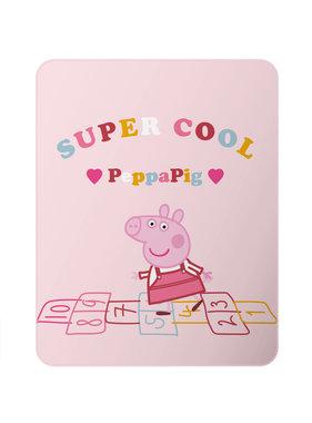 Peppa Pig Fleece deken Super Cool 110 x 140 cm