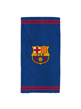 FC Barcelona Beach towel Logo 75 x 150 cm