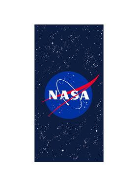 NASA Strandlaken Logo 75 x 150 cm