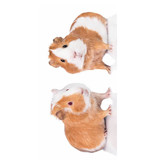 Animal Pictures Beach towel Guinea pig - 70 x 140 cm - Cotton