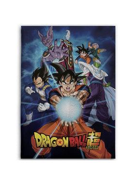 Dragon Ball Z Fleece blanket Super 100 x 140 cm