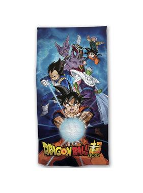 Dragon Ball Z Beach towel Super 70 x 140 Cotton