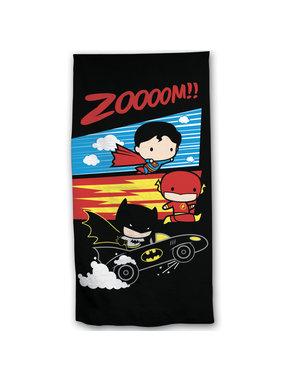 Batman Beach towel Zoom! 70 x 140 Polyester