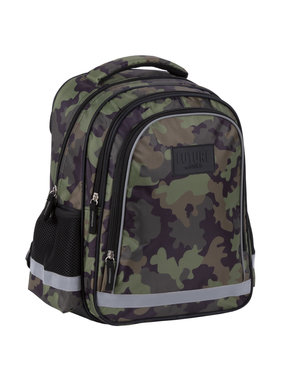 Camouflage Backpack 38 x 28 cm