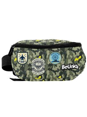 BeUniq Heuptasje Military 24 cm