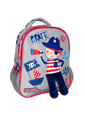Must Backpack Pirate 31 x 27 cm