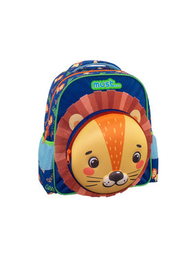 Must Backpack Lion 31 x 27 cm
