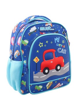 Must Backpack My Little Car 31 x 27 cm