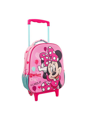 Disney Minnie Mouse Trolley Backpack Sweet Chic 31 x 27 cm
