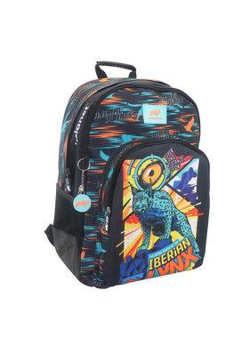 Animal Planet Backpack Lynx 45 x 33 cm