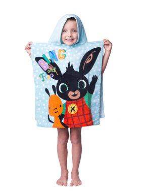 Bing Bunny Poncho 50 x 115 cm