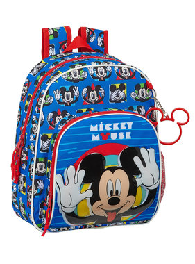 Disney Mickey Mouse Backpack Me Time 34 cm