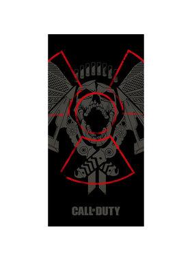 Call of Duty Beach towel Nuclear 70 x 140 cm Cotton