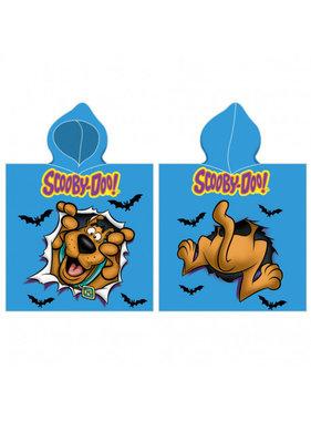 Scooby-Doo Poncho Vleermuis 50 x 115 cm
