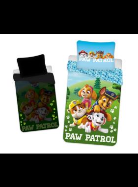 Paw Patrol Dekbedovertrek Glow in the Dark 140 x 200 Katoen