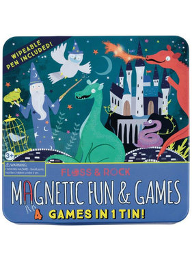 Floss & Rock Games box Spellbound 4-in-1
