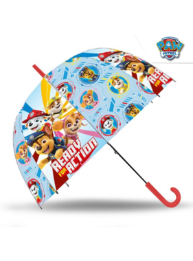 Paw Patrol Paraplu Ready for Action ø 69 cm
