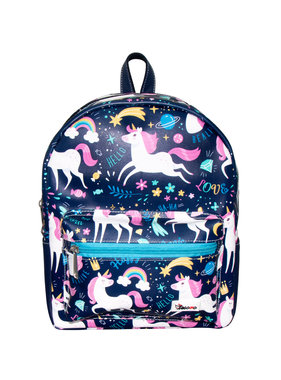 Unicorn Toddler backpack 27 x 21 cm