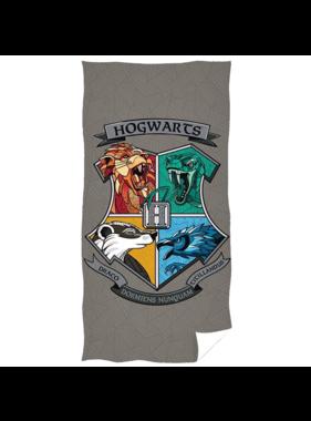 Harry Potter Beach towel Geometric 70 x 140 cm Cotton