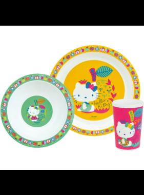 Hello Kitty Breakfast set 3 pieces