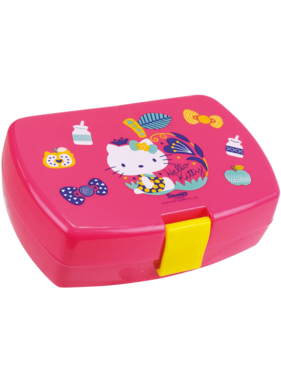 Hello Kitty Lunch box 16 cm