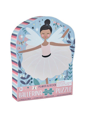 Floss & Rock Ballerina Puzzel 12 st.